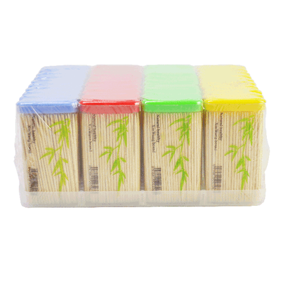 130 Count Bamboo Toothpicks