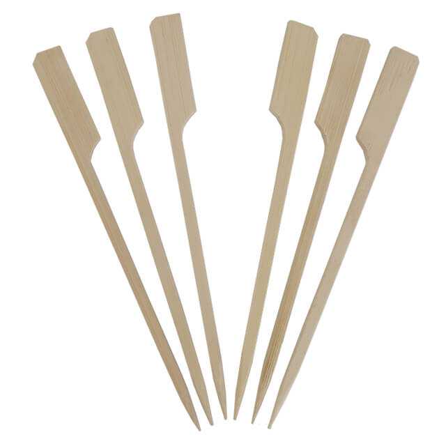 90mm Bamboo Paddle Skewer
