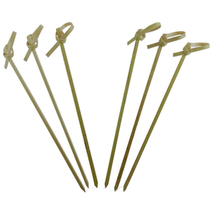 120mm Bamboo Knot Skewers