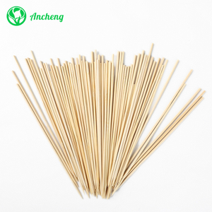 Bamboo BBQ Skewers Sticks for Meat