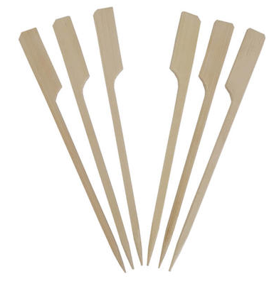 What are the characteristics of BBQ skewer?